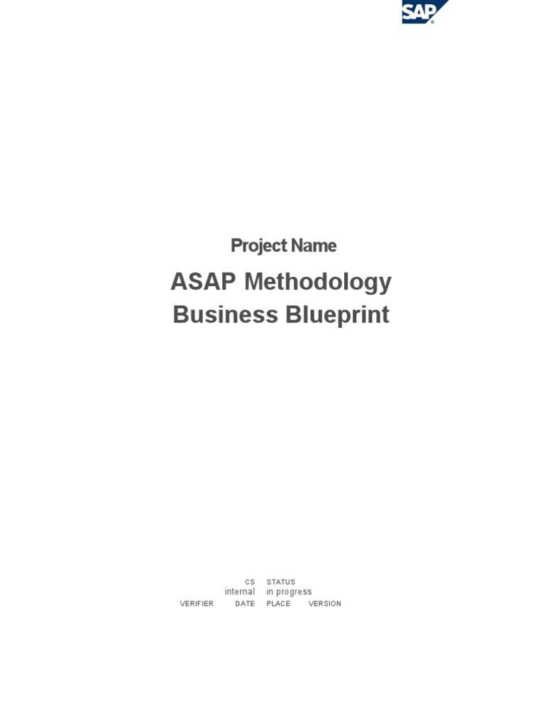 Asap methodology business blueprint business process scope asap methodology business blueprint business process scope computer science malvernweather Choice Image