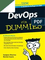 DevpOps Für Dummies