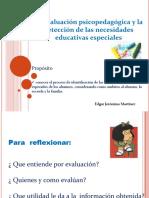laevaluacinpsicopedaggica-090326171030-phpapp02