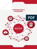 02 Apostila Graduação Multivix - Comunicação e Expressão
