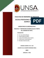 Practica 11 - Biopeliculas