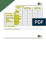 Tabel 2.10. Rencana Penggunaan Bahan Bakar Minyak Dan Minyak Pelumas
