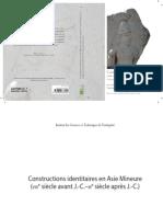 """Anfosso, Milena. 2021. """"Les inscriptions néo-phrygiennes"""