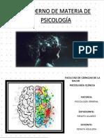 Materia de Psicología