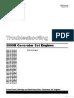 3500B Gen-set Eng. Troubleshooting