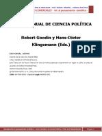 4 Cs Sociales La Ciencia Politica