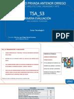 Requisitos de TSA_S3