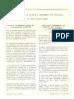Historia de la Med.Deport_Colombia
