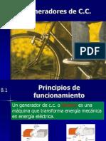 Generadores cc