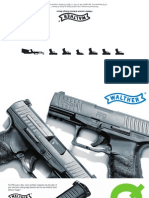 Walther Catalog 2011