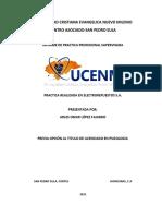 Monografía Psicología - Arles Omar López Paz - 118310199