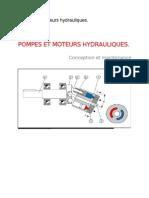 Pompes et moteurs hydrauliques
