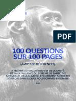 100 questions en 100 pages francais
