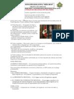 Clase 5 II u Los Niveles de Organización Del Poder