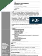 Curso Consolidación Estados Financieros