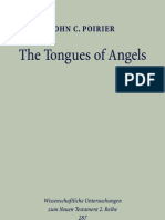John C. Poirier - The Tongues of Angels, The Concept of Angelic Languages in Classical Jewish & Christian Texts