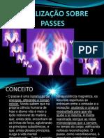 ATUALIZAÇÃO DE PASSES