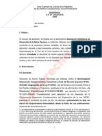 Accion Popular 29126 2018 Lima LP