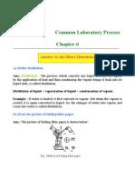 common laboratory process