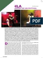 Dakhla; Singular Ida Des de Un Festival