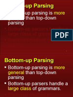 Bottom Up Parsing - Compiler Design - Dr. D. P. Sharma - NIT Surathkal by wahid311