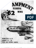 Florida Wing Encampment - 1962