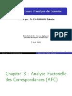 chapitre3-analyse factorielle des correspondances(ACF)