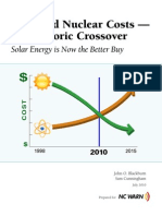 Solar vs Nuclear Costs