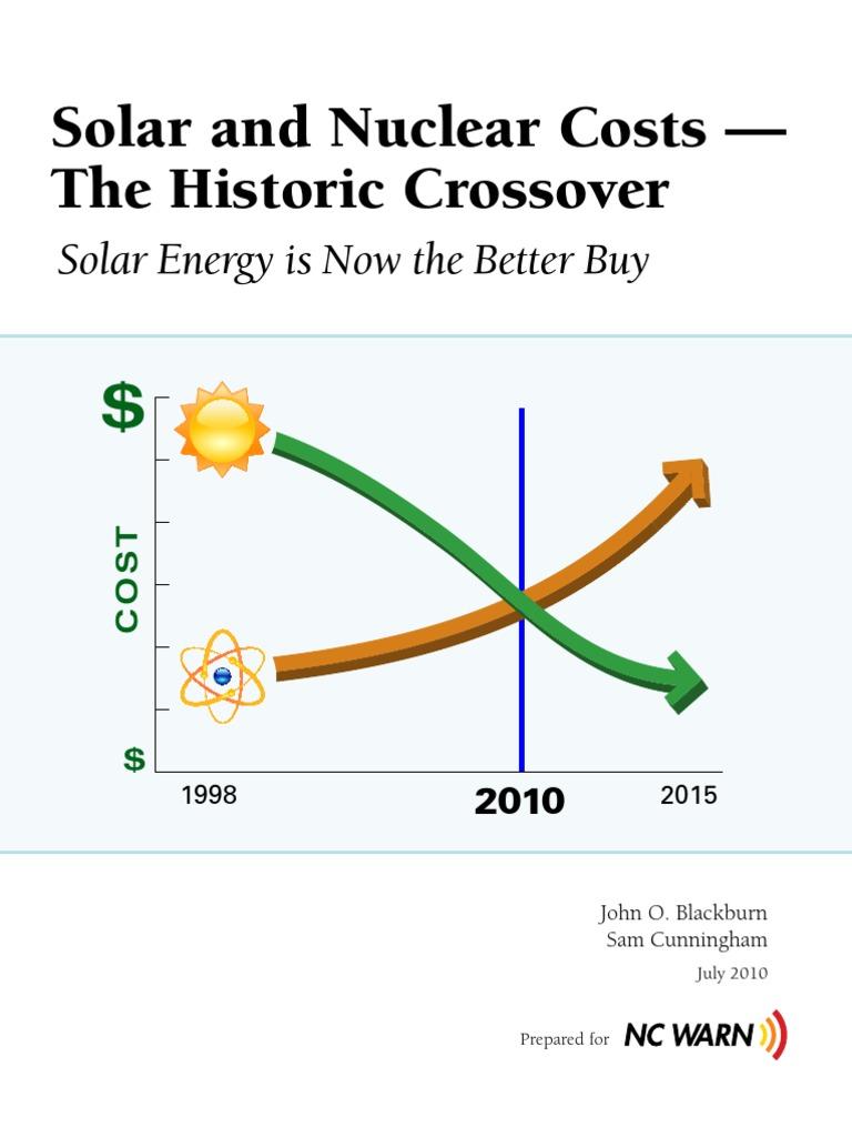 solar vs nuclear costs solar power. Black Bedroom Furniture Sets. Home Design Ideas
