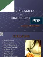 Studying-Skills