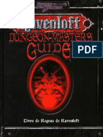 Ravenloft Dungeon Masters Guide