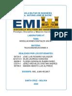 Informe-Laboratorio7-MODULACIONES_DIGITALES _UNIBIT