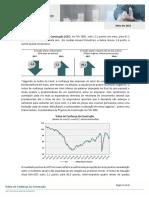 Sondagem Da Construcao Fgv Press Release Mai21 1