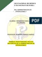 Hernadez Mani Jose Alejandro 19220414 (Hechos Historicos)