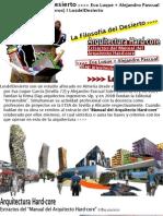 #followarch Eva Luque + Alejandro Pascual | LosdelDesierto