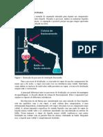 DESTILAÇÃO FRACIONADA e sodio metálico