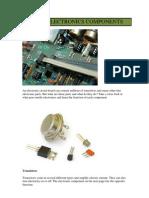 BASIC Electronics Parts