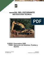 CURSO Excavadora 330D