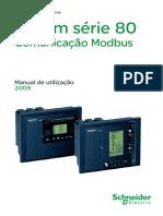 Comunicação Modbus_Série 80