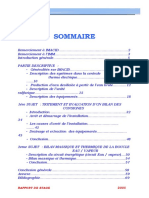 Tritement Et Evaluation d'Un Bilan Des Consignes Bilan Massique Et Thermique de La Boucle