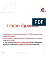 f9.Fonctions d'Approximation