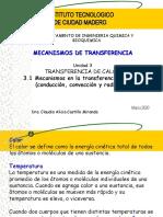 Teoría U3 Mecanismos en la Transferencia de Calor.ppt 09-28-29-145