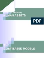 Models for measuring HUMAN ASSETS
