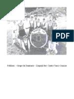Folklore Grupo de Dantzaris Zaspiak Bat
