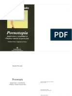 Pornotopía - Preciado, b.