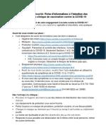 Covid Safety & Training Protocol_Volunteers_FR_EN
