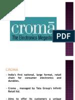 croma ppt