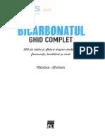 Bicarbonatul. Ghid complet Larousse - Martina Krcmar