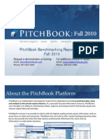 PitchBook_PE_VC_Benchmark_Fall_2010
