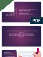 Clase 5 EL MEDICO RESIDENTE COMO EDUCADOR